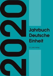 Jahrbuch Deutsche Einheit 2020