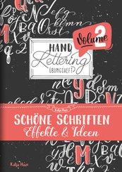 Handlettering Übungsheft - Vol.2