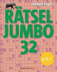 Rätseljumbo - Bd.32