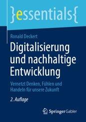 Digitalisierung und nachhaltige Entwicklung