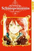 Die rothaarige Schneeprinzessin - Bd.20