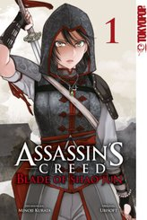 Assassin's Creed - Blade of Shao Jun 01; . - Bd.1
