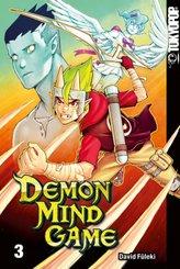 Demon Mind Game - Bd.3