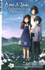 Ame & Yuki - Die Wolfskinder - Light Novel