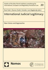 International Judicial Legitimacy