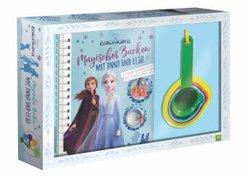 Die Eiskönigin 2: Magisches Backen mit Anna und Elsa, m. 5 Messbechern