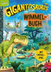 Gigantosaurus Wimmelbuch