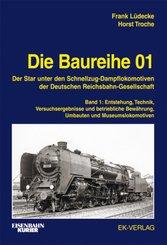 Die Baureihe 01 - Bd.1