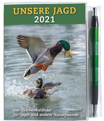 Unsere Jagd, Taschenkalender 2021