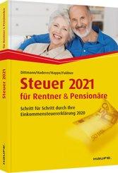 Steuer 2021 für Rentner und Pensionäre