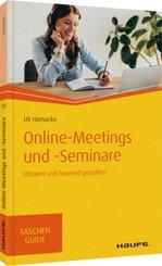 Online-Meetings und -Seminare