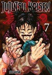 Jujutsu Kaisen - Bd.7