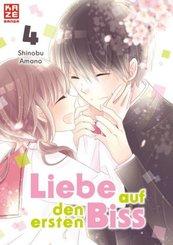 Liebe auf den ersten Biss - Bd.4