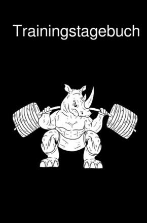 Trainingstagebuch Krafttraining Dein Fitness Tagebuch zum Ausfüllen für den Muskelaufbau und Kraftaufbau Mit vorgefertig