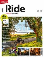 RIDE - Motorrad unterwegs, No. 8; .