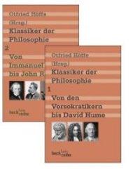 Klassiker der Philosophie, 2 Bde.