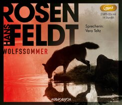 Wolfssommer, 2 Audio- CD, MP3