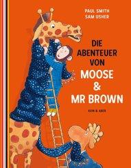 Die Abenteuer von Moose & Mr Brown
