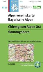 Chiemgauer Alpen Ost, Sonntagshorn