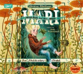 Mari - Mädchen aus dem Meer - Das Schildkröten-Orakel (mp3-CD)