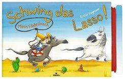 Mein Fädelbuch: Schwing das Lasso!