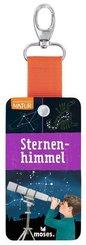 Expedition Natur - Fächer: Sternenhimmel, m. Karabinerhaken