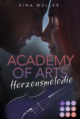 Academy of Arts. Herzensmelodie