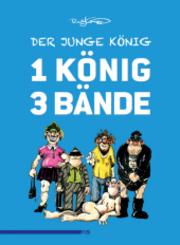 Der junge König, 3 Bde.