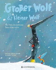 Großer Wolf & kleiner Wolf - Das Glück, das nicht vom Baum fallen wollte