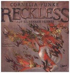 Reckless - Auf silberner Fährte, 2 Audio-CD, MP3