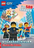 LEGO City - Stickerabenteuer Einsatz für Helden