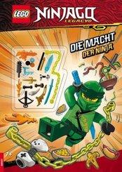 LEGO Ninjago - Die Macht der Ninja, m. Zubehör