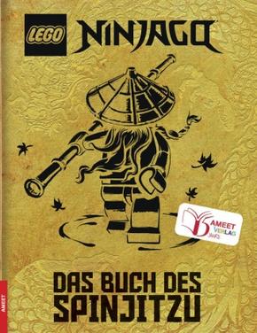 LEGO Ninjago - Das Buch des Spinjitzu, Jubiläumsausgabe