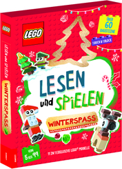 LEGO - Lesen und Spielen - Winterspaß, m. Minifigur
