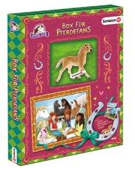 Schleich Horse Club - Box für Pferdefans, m. Figur Haflinger Fohlen; 89