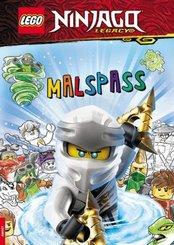 LEGO Ninjago - Malspaß; Volume 2
