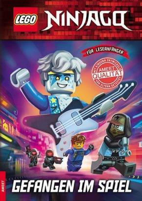 LEGO Ninjago - Gefangen im Spiel