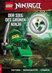 LEGO Ninjago - Der Sieg des grünen Ninja, m. Minifigur Lloyd
