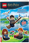 LEGO Harry Potter - Stickerabenteuer