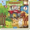 Auf dem Bauernhof - Puzzlebuch