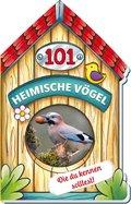101 Heimische Vögel, die du kennen solltest