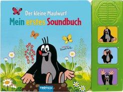 Mein erstes Soundbuch - Der kleine Maulwurf