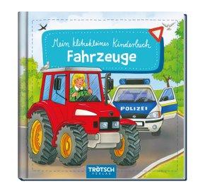 Mein klitzekleines Kinderbuch - Fahrzeuge