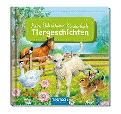 Mein klitzekleines Kinderbuch - Tiergeschichten