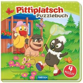 Pittiplatsch - Puzzlebuch