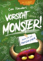 Vorsicht, Monster! - Komm mit auf Monsterjagd! (Band 2)