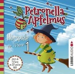 Petronella Apfelmus - Hörspiele zur TV-Serie 1, Audio-CD