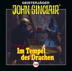 John Sinclair - Folge 144, Audio-CD