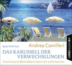 Das Karussell der Verwechslungen, 4 Audio-CD