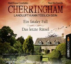 Cherringham - Folge 15 & 16, 6 Audio-CD